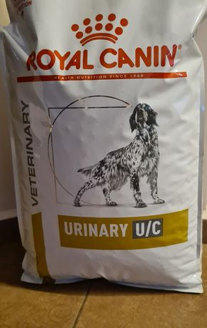 Urinary Uc  Cухий корм, для собак  14 кг