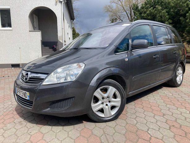 Opel Zafira 1.7 CDTI LIFT*2010 ROK*Panorama,7 osobowa,Klima*Zadbana!