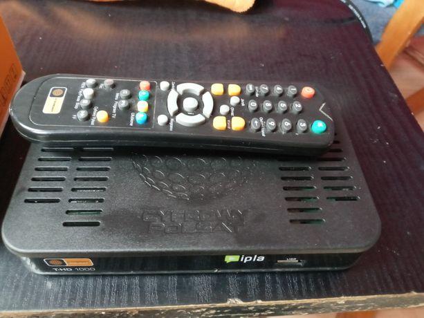 Dekoder DVB-T telewizji Naziemnej