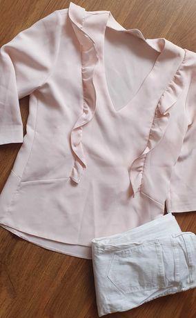 Komplet bluzeczka plus spodnie h&m S
