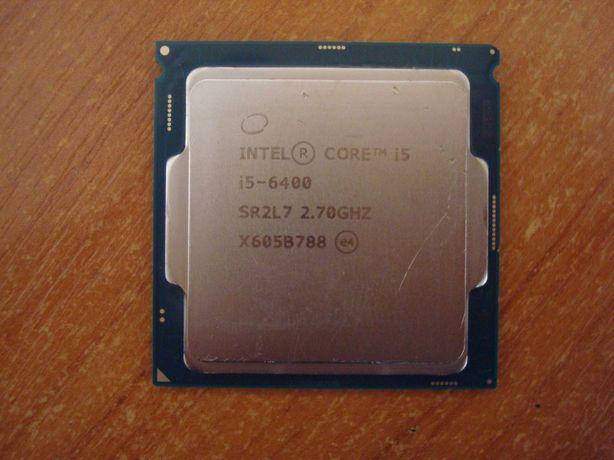 Процессор 1151 Intel Core i5-6400