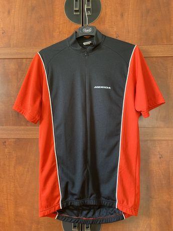 Koszulka rowerowa krótki rękaw MERIDA L