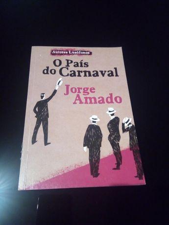 O País do Carnaval - Jorge Amado (como novo!!)