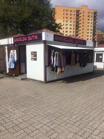 Wynajme kiosk handlowy w Dabrowie Gorniczej