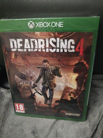 Nowy w folii Dead rising 4 Xbox one