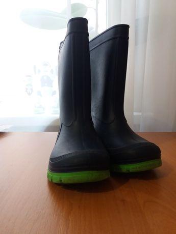 Резинові чоботи розмір 27-28