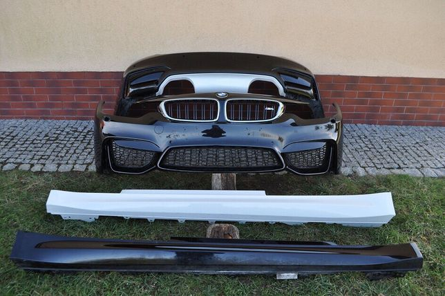 Разборка BMW F30 F32 F10 F25 F15 G30 Крыло Бампер Двери Крышка Капот М
