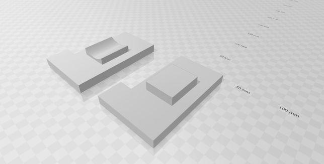 Mk23 socom hopup mod płytka do tdc druk 3d ASG