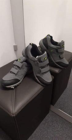 Buty sportowe męskie młodzieżowe nowe na rzepy jesień zima r. 41-44