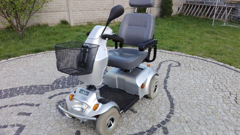 Skuter inwalidzki elektryczny-wózek elektryczny Kalisz Wynajem