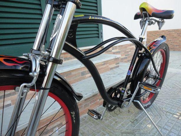 Bicicleta GT tipo chooper como nova.