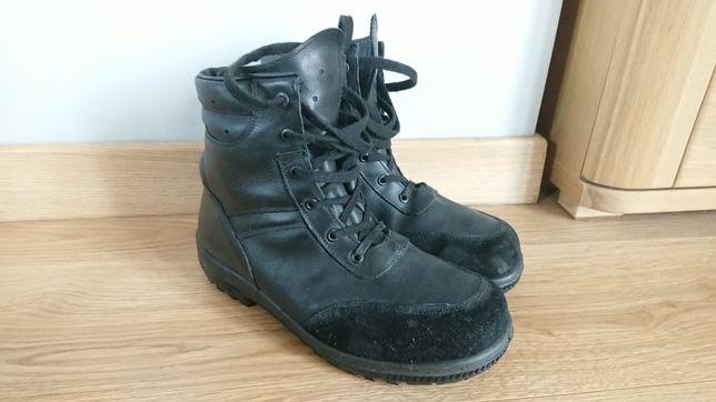 Niemieckie wojskowe buty zimowe BALTES oryginał prawie nowe 41