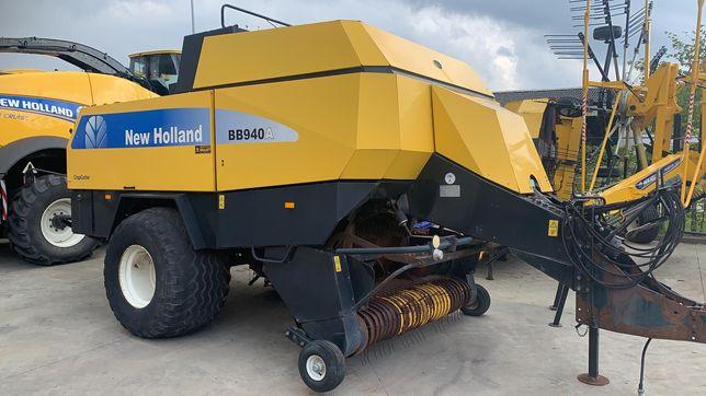 Enfardadeira New Holland bb940