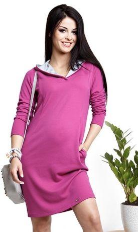 Sukienka ciążowa/ do karmienia Happymum