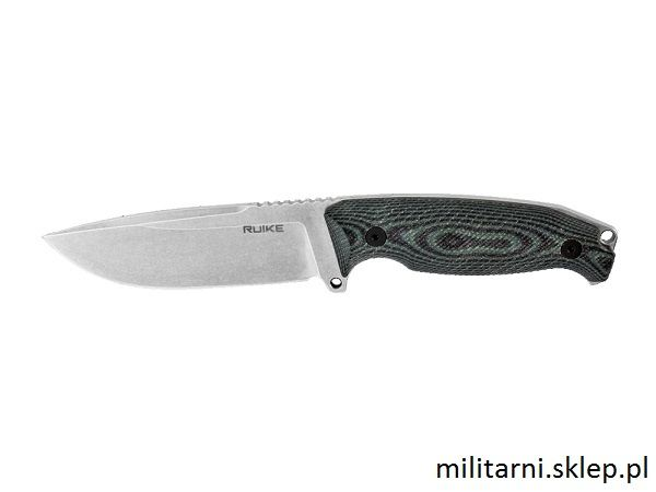 Nóż Ruike Jager F118 Black lub oliwkowy