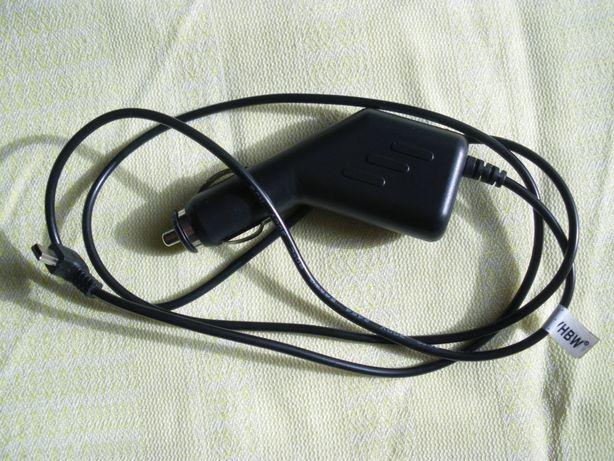 Автомобильное зарядное устройство 12-36V--5v1000mA-miniUSB