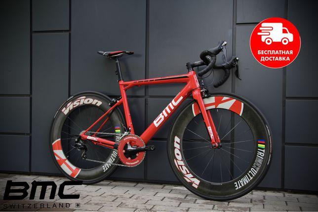 Шоссейный велосипед BMC Team Machine SLR03 cervelo canyon bianchi