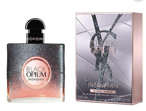 Yves Saint Laurent  Black OpiumFloral Shock