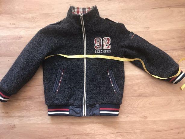 куртка бомбер  98 104