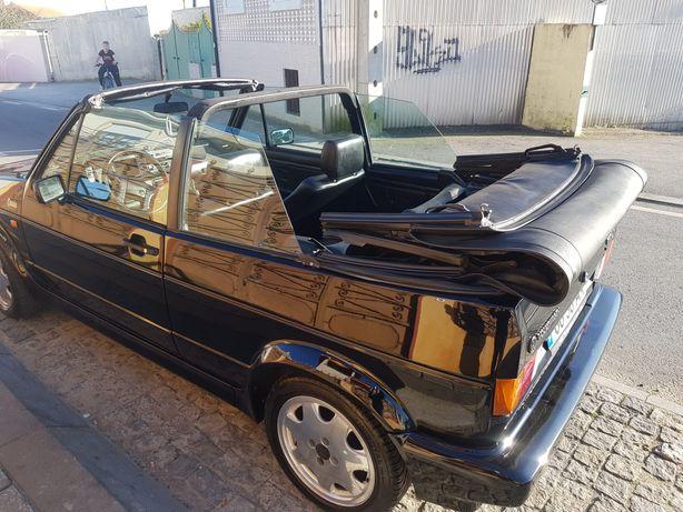 VW GOLF Cabrio Classic Line