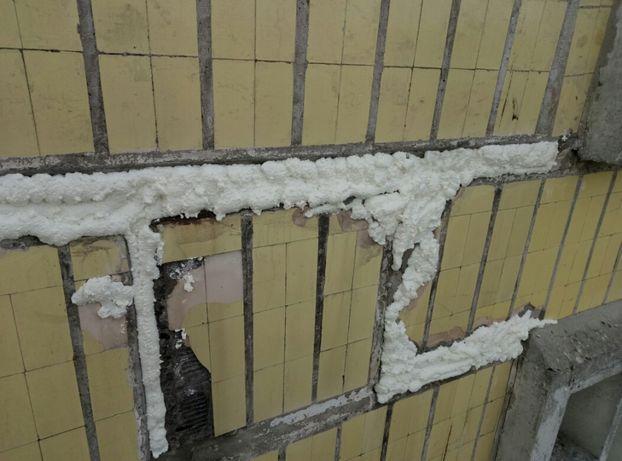 #Ремонт швов, Утепление квартир, Откосы, Утепление домов.
