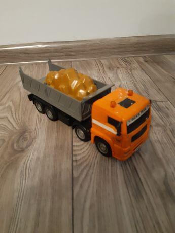 Autko ciężarówka