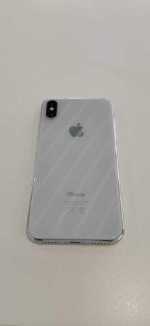 IPhone X 256 GB - Capa e pelicula de vidro novas