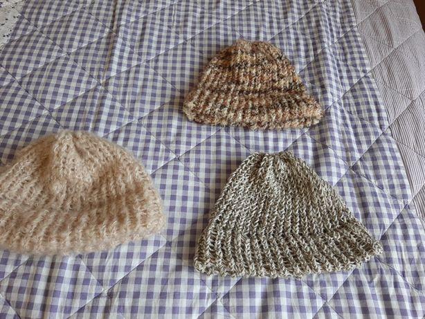 Czapki czapeczki