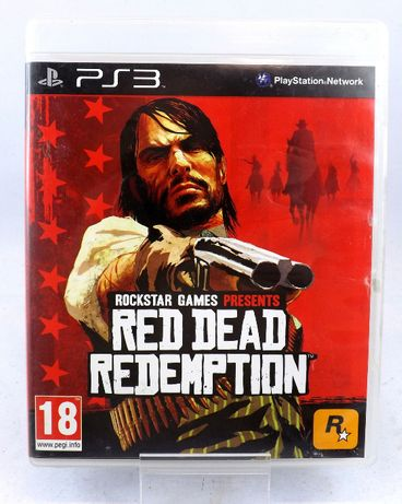 Gra na Ps3 Red Dead Redemption
