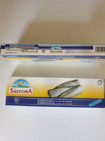Риба сардина в подс.масле Испания
