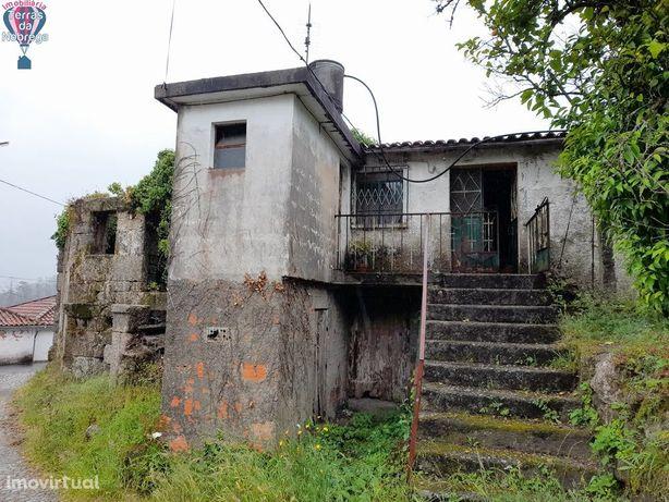 Casa rústica em Pedra antiga