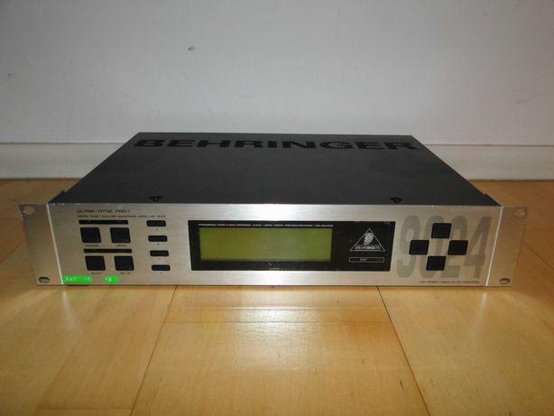 Procesor Expander Bramka BEHRINGER ULTRA-DYNE PRO DSP 9024.Okazja