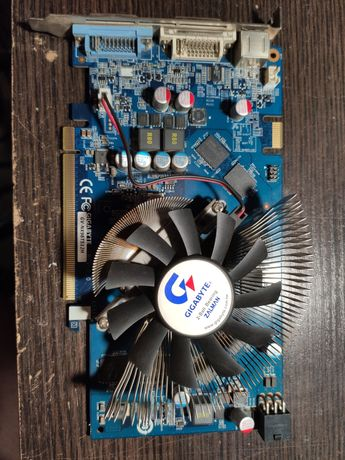 Видеокарта Geforce 9600 gt 512mb 256 bit