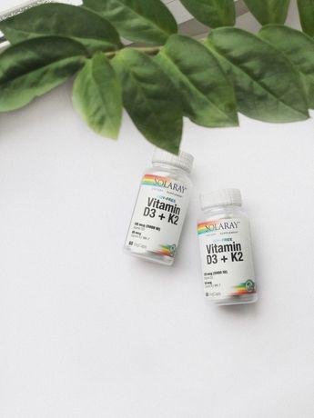 Витамин Д3 К2