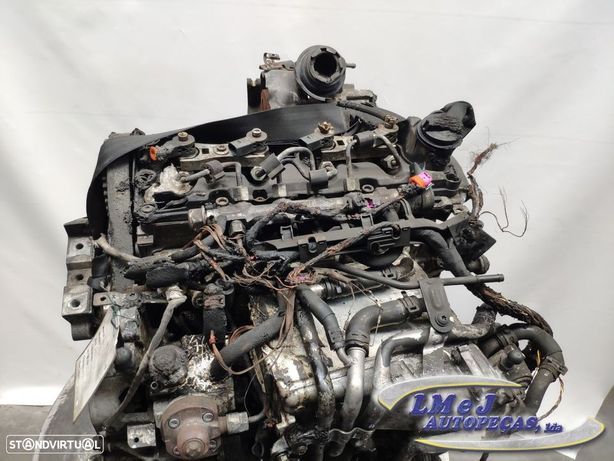 Motor SEAT LEON (5F1) 1.6 TDI | 11.12 - Para Peças REF. CLH