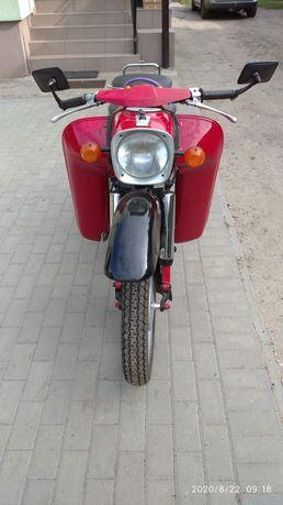 Motor MZ es 250/2 trophy