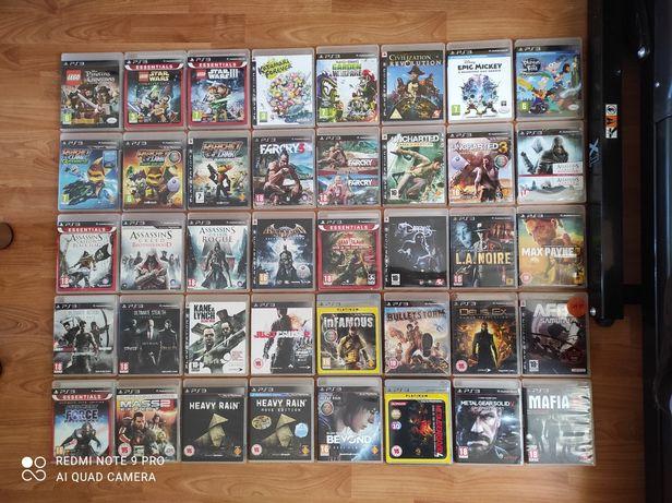 Jogos PS3 / PS2 / ps4  e Xbox 360 vários preços