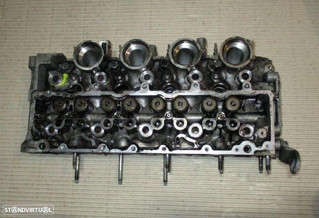 Cabeça para motor Ford Fiesta 1.4 tdci F6JB (2006) 9643477110