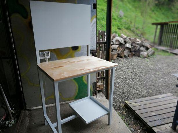 Biurko warsztatowe .stół warsztatowy. magnetyczny