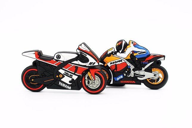 Pendrive 32GB MOTOR HONDA / YAMAHA motocykl