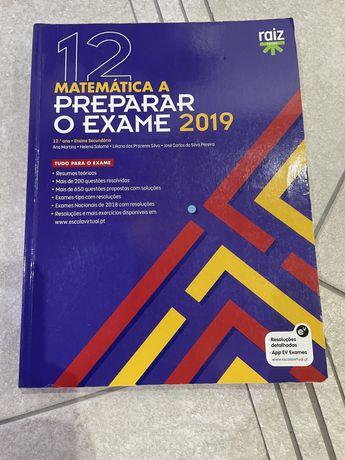 Matemática A - Preparar o exame 2019 - Raíz