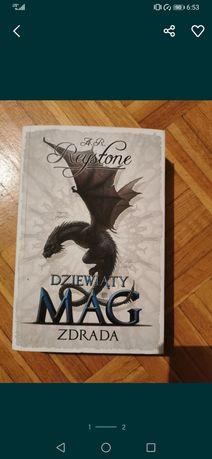 Dziewiąty Mag Zdrada