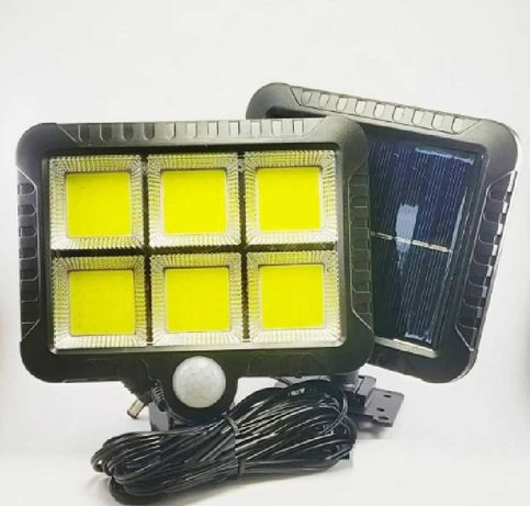 Настенный УЛИЧНЫЙ СВЕТИЛЬНИК Solar motion sensor Light 120LED