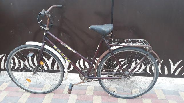 Продам женский велосипед под восстановление.
