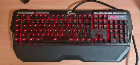 Teclado Mecanico Gaming G Skill