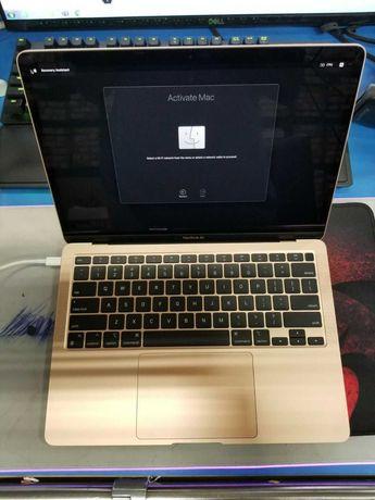Macbook air M1 13 2020 iCloud LOCKED