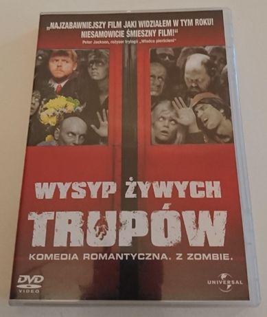 Wysyp żywych trupów - film dvd - po polsku - bdb