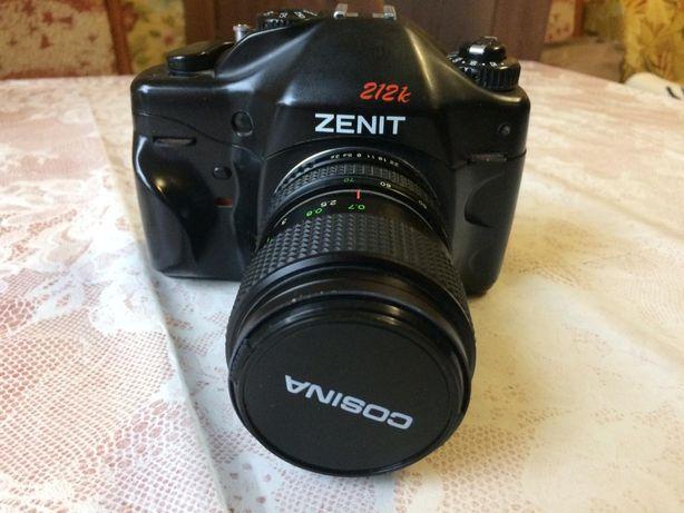 Продам Зенит - 212K + cosina 35-70 3.5-4.5