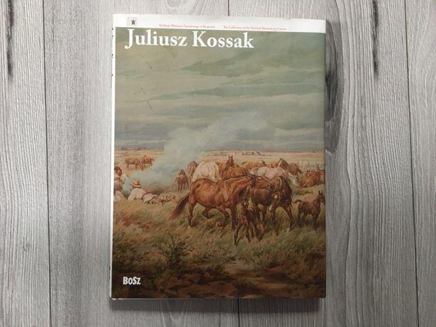 Juliusz Kossak, kolejny album z serii Kolekcja Muzeum Narodowego w Kra