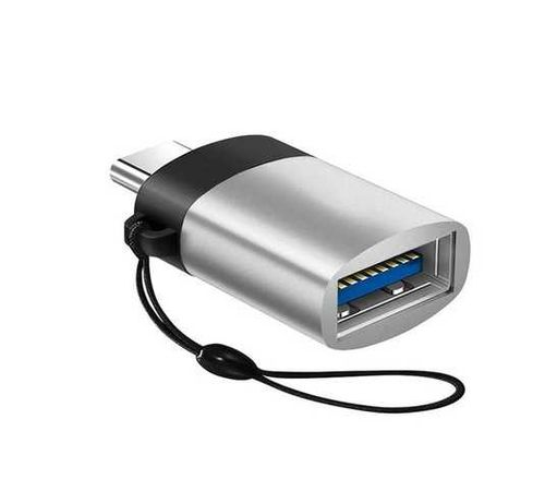 Adaptador USB OTG 3.0 Tipo-C (novo)